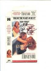 Goldie Hawn Everyone Says I Love You Rare Signed Autograph Photo Video Box