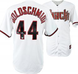 Paul Goldschmidt Arizona Diamondbacks Autographed Home Replica Jersey