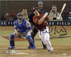 "Paul Goldschmidt Arizona Diamondbacks Autographed 8"" x 10"" Swing Photograph"