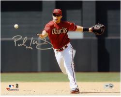 "Paul Goldschmidt Arizona Diamondbacks Autographed 8"" x 10"" Fielding Photograph"