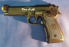 Good Fellas Henry Hill Signed Airsoft Gun PSADNA Cert# #4A30465