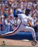 "Dwight ""Doc"" Gooden  New York Mets Autographed 8"" x 10"" Photograph"