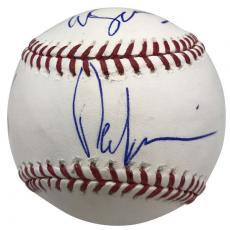 Goodfellas Martin Scorsese Ray Liotta Paul Sorvino Signed Baseball Beckett BAS