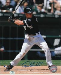 "Gordon Beckham Chicago White Sox Autographed 8"" x 10"" Photograph - Mounted Memories"