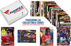 Jeff Gordon Collectible Lot of 20 NASCAR Trading Cards