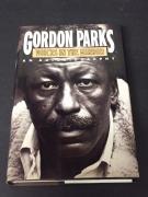 Gordon Parks Photographer Poet Shaft Movie Director Signed Autograph 1st Ed Book
