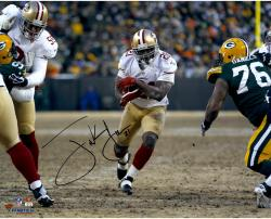 Frank Gore Autographed 49ers 16x20 Photo
