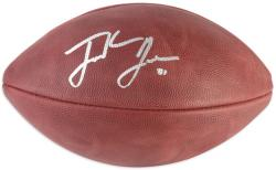 Frank Gore San Francisco 49ers Autographed Duke Pro Football - Mounted Memories