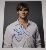 Autographed Nate Archibald Photograph - Gossip Girl Chace Crawford 8x10 Autograph Sexy Coa