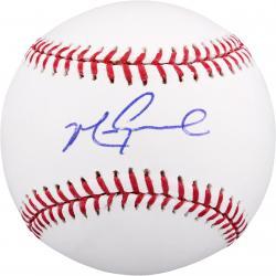 Mark Grace Autographed Baseball
