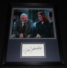 Grace Zabriskie Signed Framed 11x14 Photo Display Seinfeld