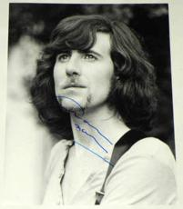 Graham Nash Autographed Signed 11x14 Glossy Photo UACC RD AFTAL
