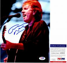 Graham Nash Signed - Autographed Crosby, Stills & Nash 8x10 inch Photo with PSA/DNA Authenticity