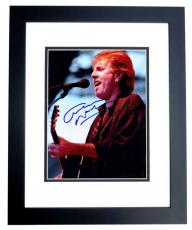 Graham Nash Signed - Autographed Crosby, Stills & Nash 8x10 Photo BLACK CUSTOM FRAME