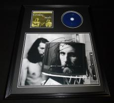 Graham Nash Signed Framed 16x20 CD & Photo Display Crosby Stills & Nash
