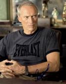 Gran Torino Clint Eastwood Signed 11x14 Photo UACC RD COA AFTAL