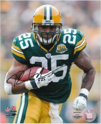 "Ryan Grant Green Bay Packers Autographed 8"" x 10"" Action Photograph"