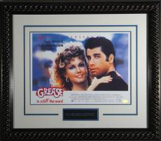Grease Framed 11x17 Movie Poster John Travolta