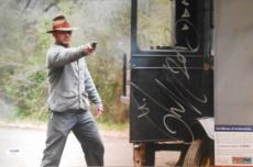 GREAT MOVIE!!! Tom Hardy Signed LAWLESS 11x14 Photo PSA/DNA