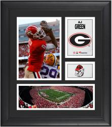 "AJ Green Georgia Bulldogs Framed 15"" x 17"" Collage"