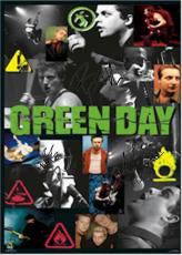 Green Day Autographed Facsimile Signed Picture Collage Poster