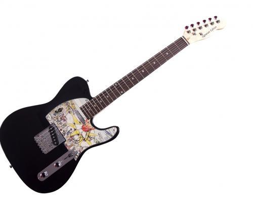 Green Day Billie Joe Armstrong Signed Dookie Album LP cd Guitar AFTAL UACC RD