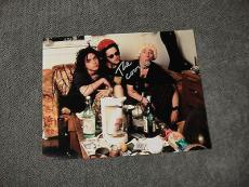 Green Day Signed 11x14 Photo Coa Billy Joe Armstrong Tre Cool Mike Dirnt 3