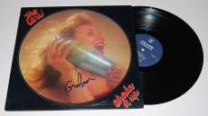 GREG HAWKES signed (THE CARS) RECORD ALBUM LP *SHAKE IT UP* W/COA