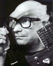Greg Heston Bad Religion Signed 8X10 Photo Autographed PSA/DNA #Y92592