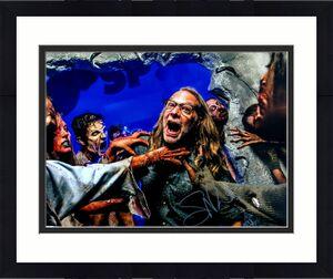 Greg Nicotero Signed Autographed 11X14 Photo Make-Up The Walking Dead JSA U16647
