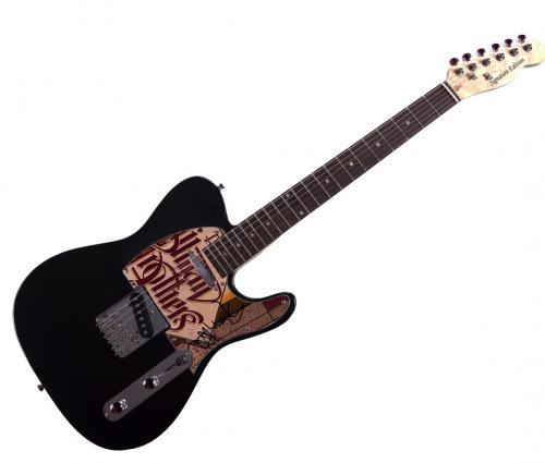 Gregg Allman Signed Allman Brothers Band Album LP Guitar UACC RD AFTAL RACC TS