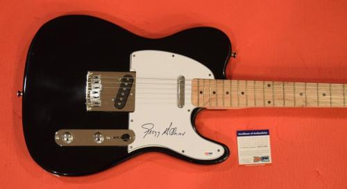 Gregg Allman Signed Autographed Guitar The Allman Brothers Band PSA/DNA COA