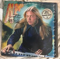 Gregg Allman Signed Autographed Playin Up A Storm Record Album LP COA