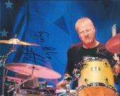 Gregg Bissonette Signed Autographed 8x10 Photo Ringo Starr Band David Lee Roth 1