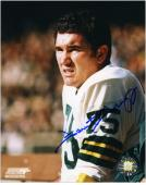 Forrest Gregg Green Bay Packers Autographed 8'' x 10'' Headshot Photograph - Mounted Memories