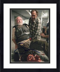 Gregory Nicotero The Walking Dead Signed 8x10 Photo w/COA Director #17