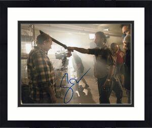 Gregory Nicotero The Walking Dead Signed 8x10 Photo w/COA Director #3