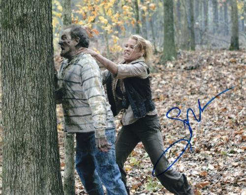 Gregory Nicotero The Walking Dead Signed 8x10 Photo w/COA Director #6