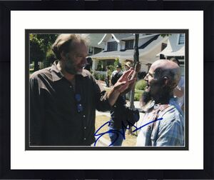 Gregory Nicotero The Walking Dead Signed 8x10 Photo w/COA Director #9