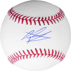 Gregory Polanco Pittsburgh Pirates Autographed Baseball