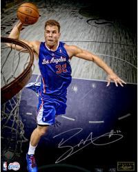 "Blake Griffin Los Angeles Clippers Autographed 16"" x 20"" Signature Slam Photograph"