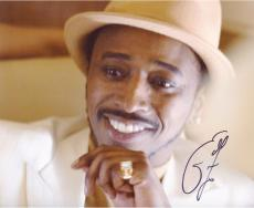 Eddie Griffin Autographed 8'' x 10'' Close Up Photograph
