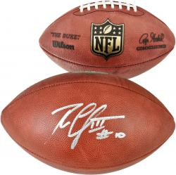Robert Griffin III Washington Redskins Autographed Duke Pro Football - Mounted Memories