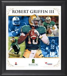 "Robert Griffin III Baylor Bears Framed 15"" x 17"" Core Composite Photograph"