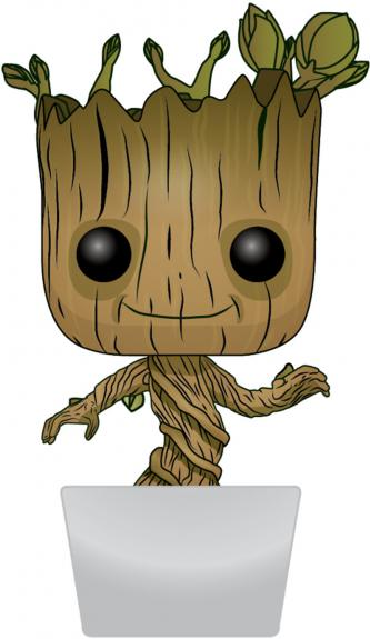 Groot Guardians of the Galaxy Dancing #65 Funko Pop!