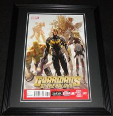 Guardians of the Galaxy #7 Framed Cover Photo Poster 11x14 Official Repro