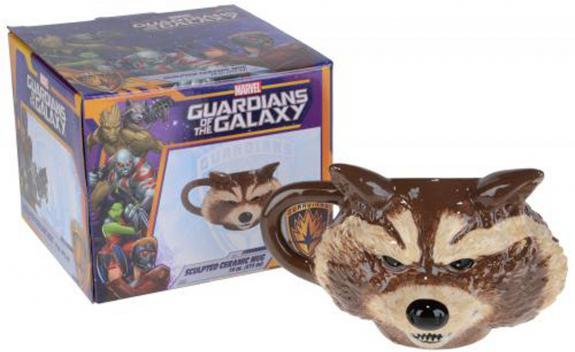 Guardians of the Galaxy Rocket Raccoon 20 oz. Mug