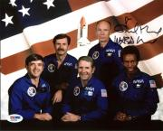 Guion Bluford NASA Astronaut Signed 8X10 Photo PSA/DNA #AA20286