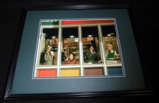 Guys and Dolls Cast Framed 11x14 Photo Poster Frank Sinatra Marlon Brando