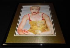 Gwen Stefani 1998 Framed 11x14 Photo Display No Doubt